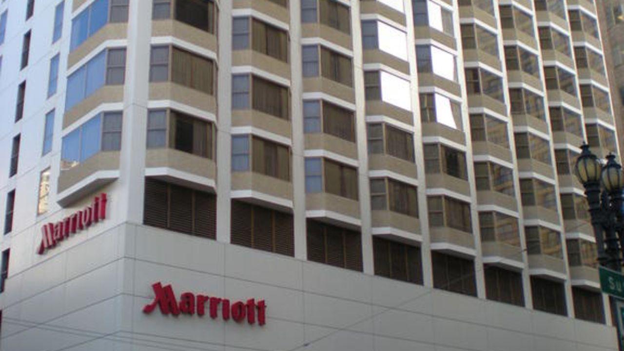 Hotel San Francisco Marriott Union Square San Francisco