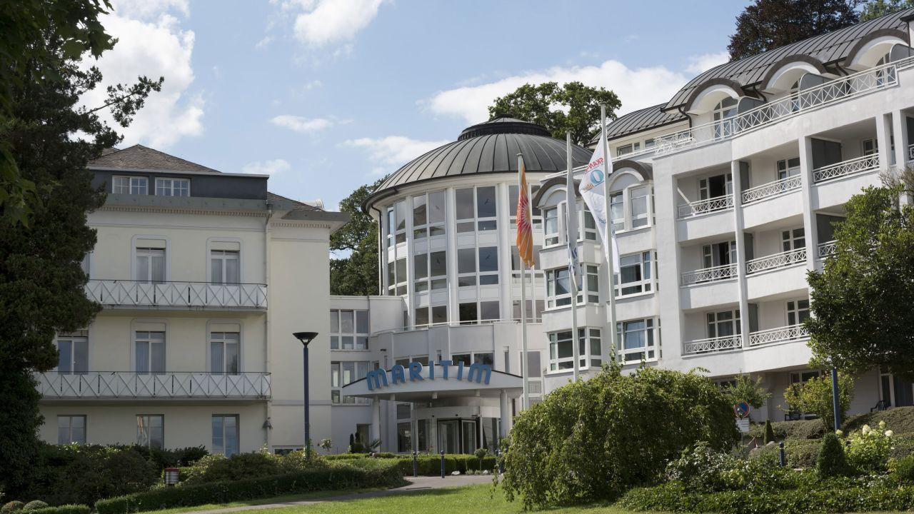 Maritim Hotel Bad Wildungen Bad Wildungen Holidaycheck Hessen