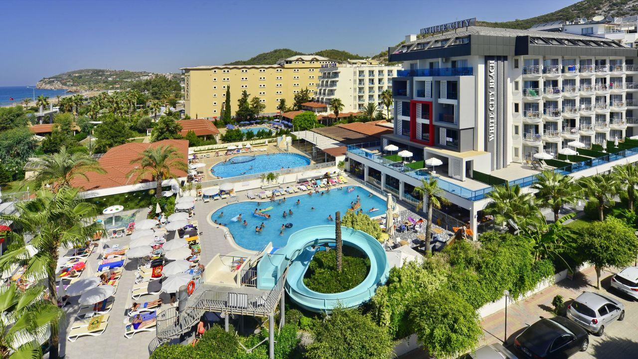 Alanya Hotels Am Strand