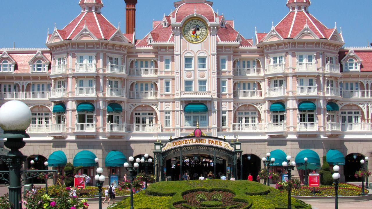 Disneyland Paris Karte 2018.Disneyland Hotel Montevrain Holidaycheck Grossraum Paris