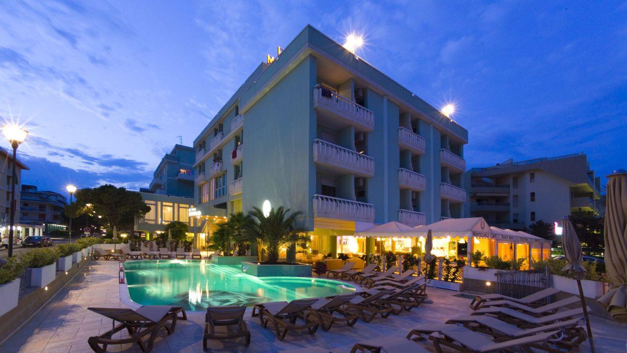 Hotel Montecarlo Bibione Holidaycheck Venetien Italien