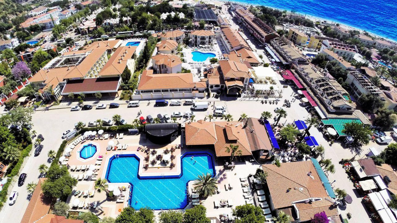 Das Liberty Ölüdeniz ist ein 4* Hotel und kann jetzt ab 632€ gebucht werden