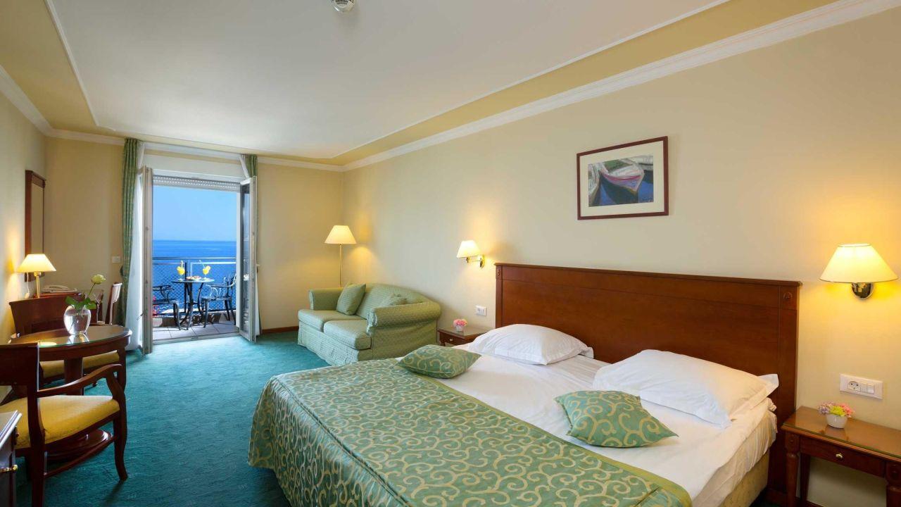 Grand Hotel  Opatijska Cvijeta Opatija Kroatien