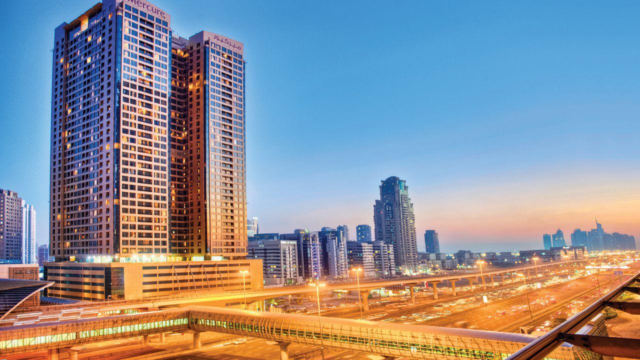 Hotel Apartments In Dubai Internet City
