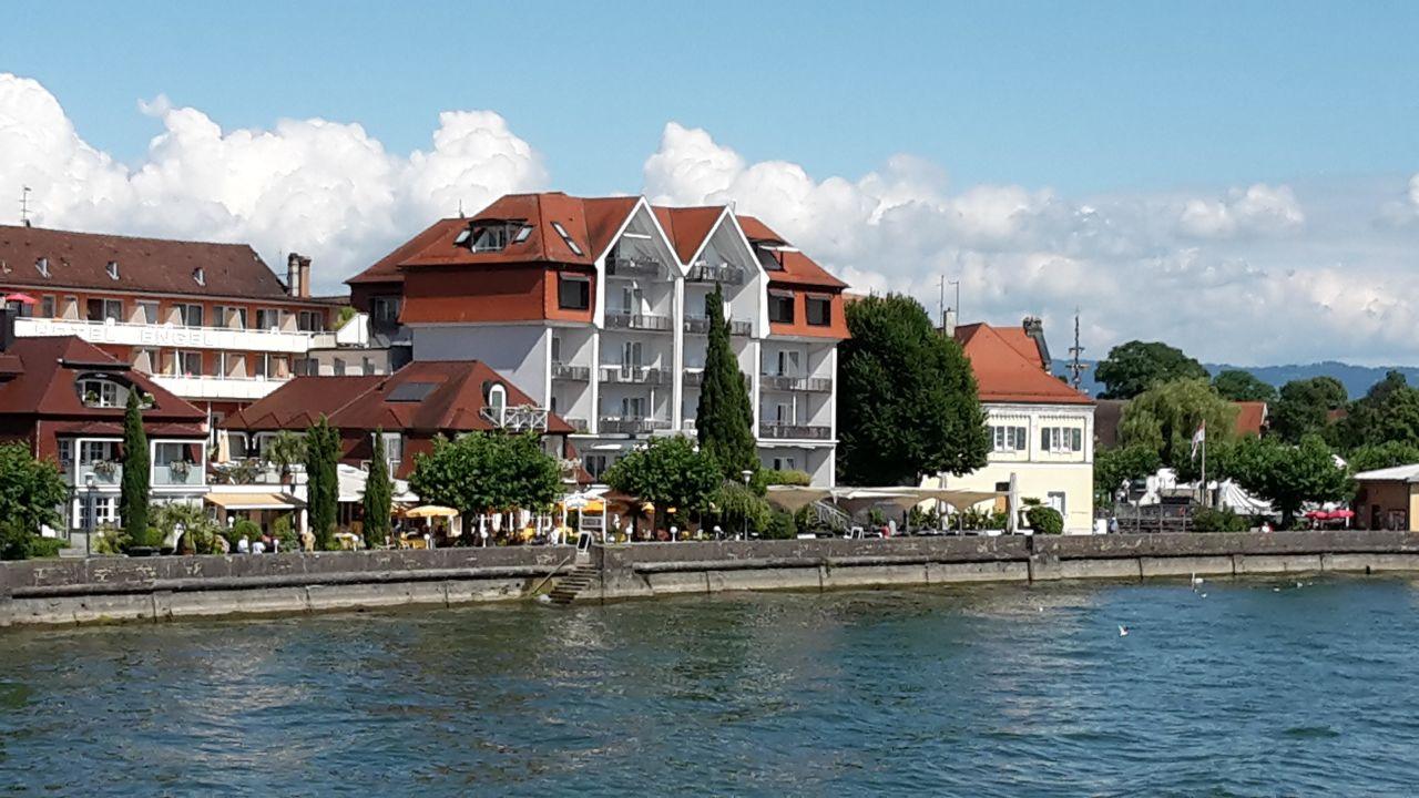 Bewertung Hotel Schiff Langenargen