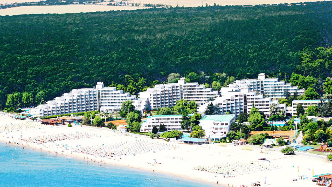 hotel laguna garden albena o holidaycheck bulgarien With katzennetz balkon mit bulgarien hotel laguna garden