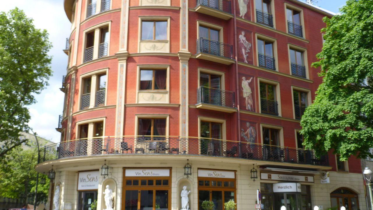 Hotel Albergo Berlin Hohenzollerndamm