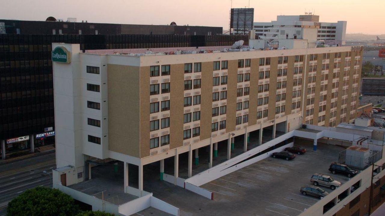 Hotel La Quinta Inn Amp Suites Lax Los Angeles