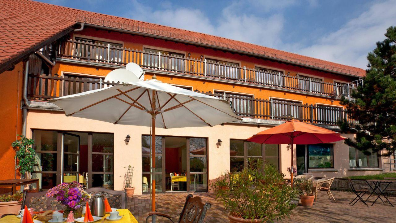 Green Lemon Hotel Haus Krähenhütte (Bad Sulza) • HolidayCheck ...