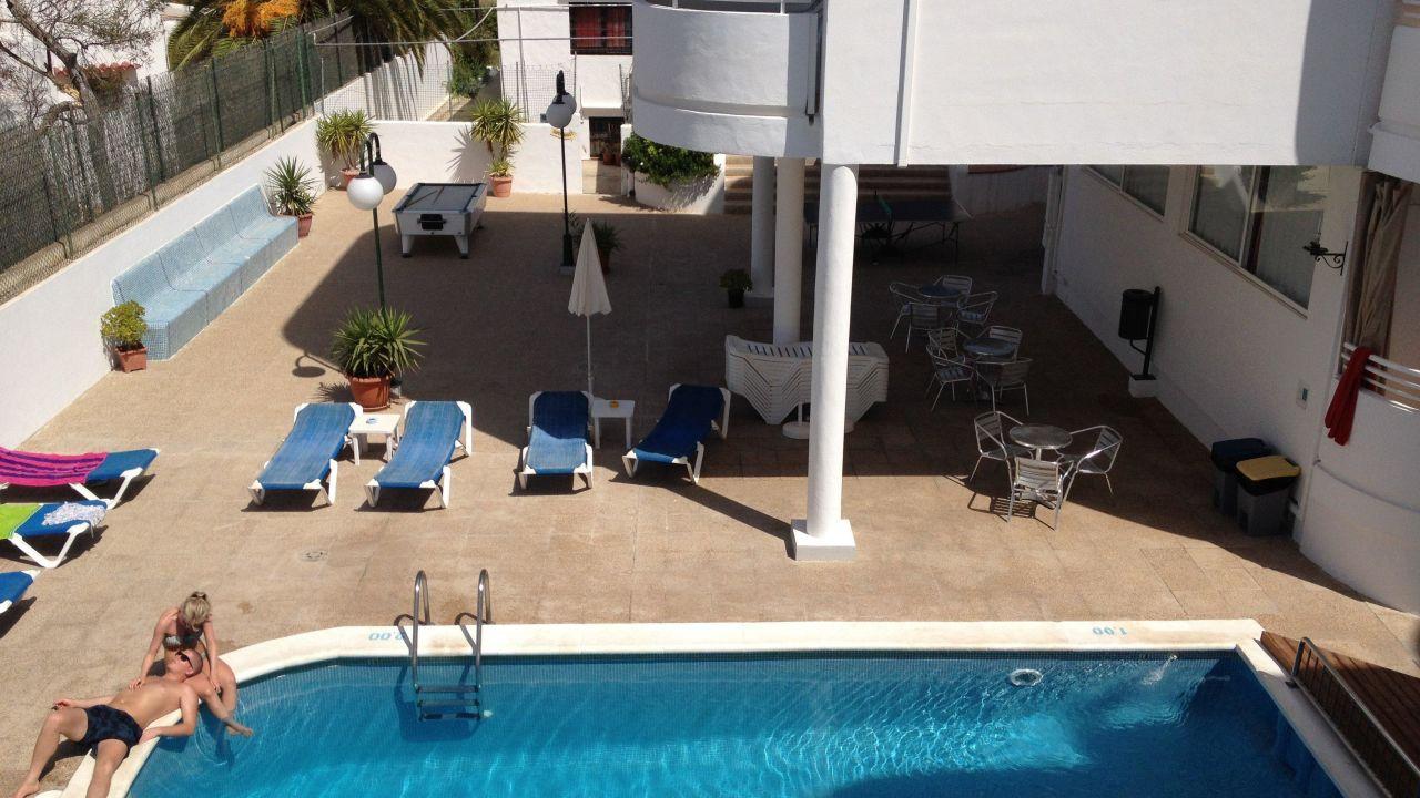 Hotel el coto in sant antoni de portmany san antonio - Hotel el coto mallorca ...