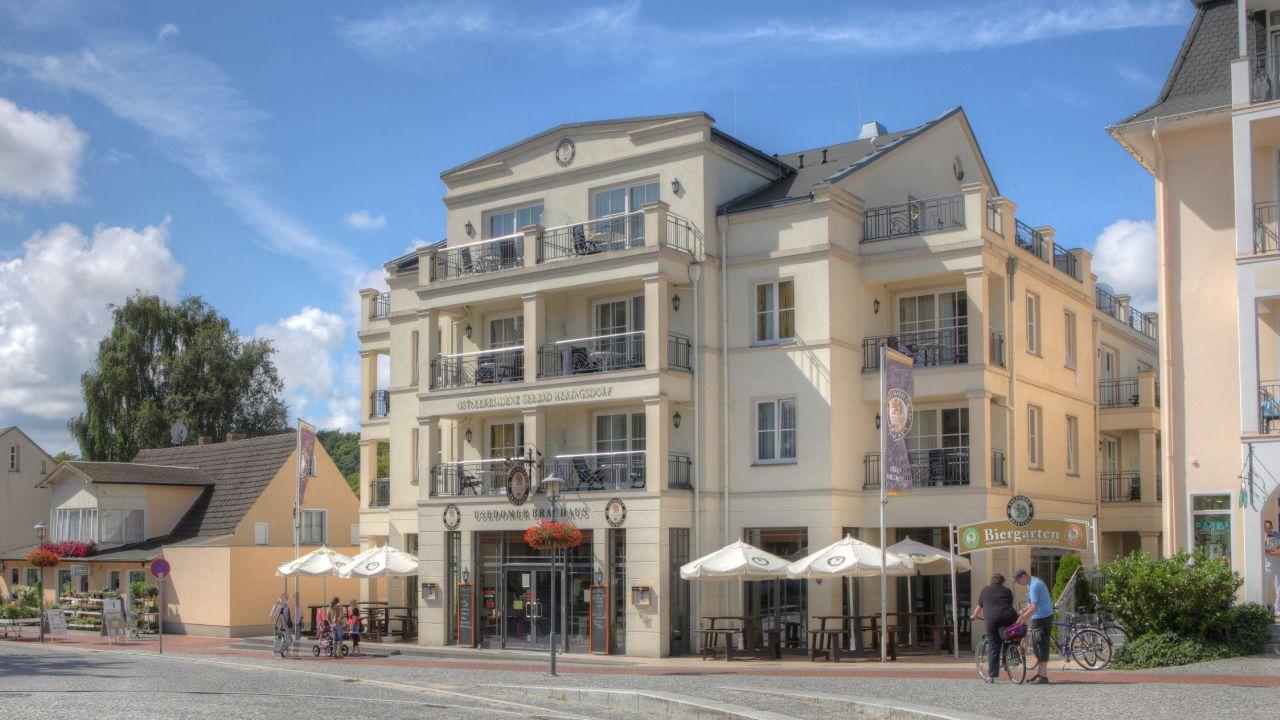 seetelhotel ostseeresidenz heringsdorf in heringsdorf. Black Bedroom Furniture Sets. Home Design Ideas