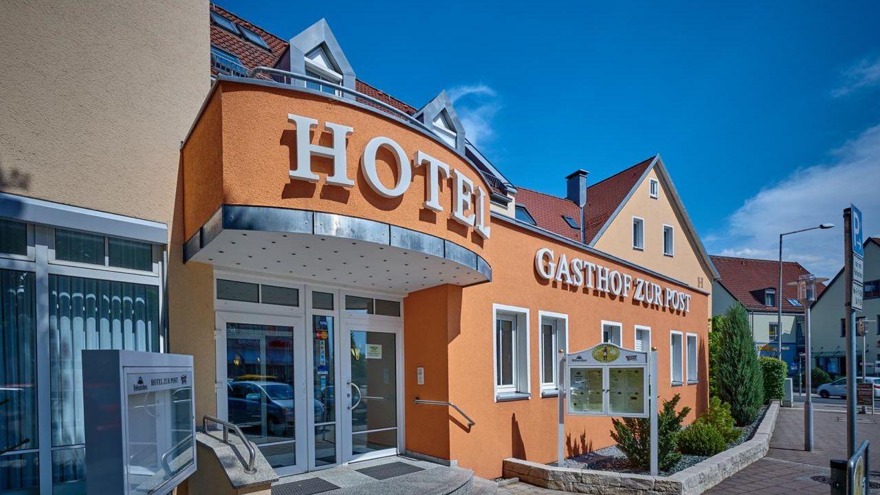 Hotel Gasthof Zur Post Lauf An Der Pegnitz