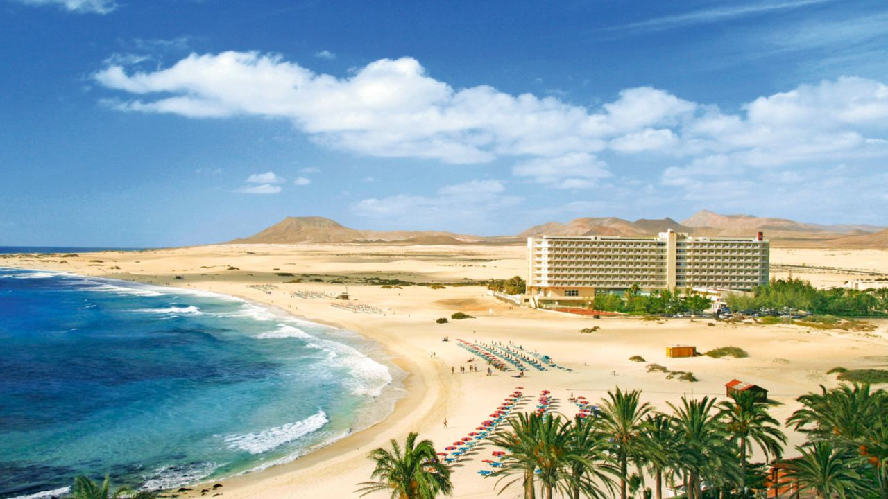 Riu Oliva Beach Resort Lanzarote