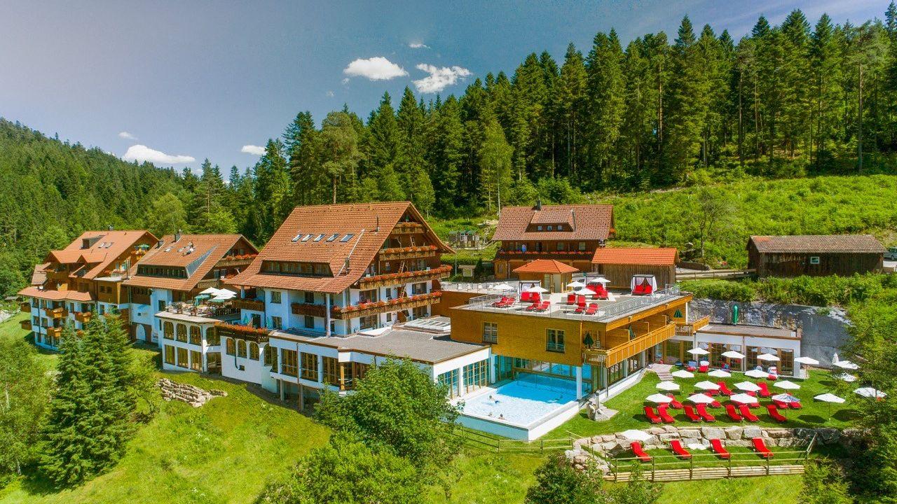 Hotel Forsthaus Auerhahn Baiersbronn Deutschland