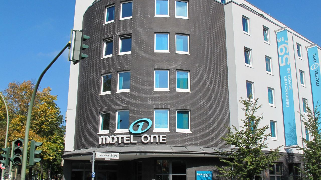 Motel one berlin bellevue in berlin mitte holidaycheck for Motel one wellness