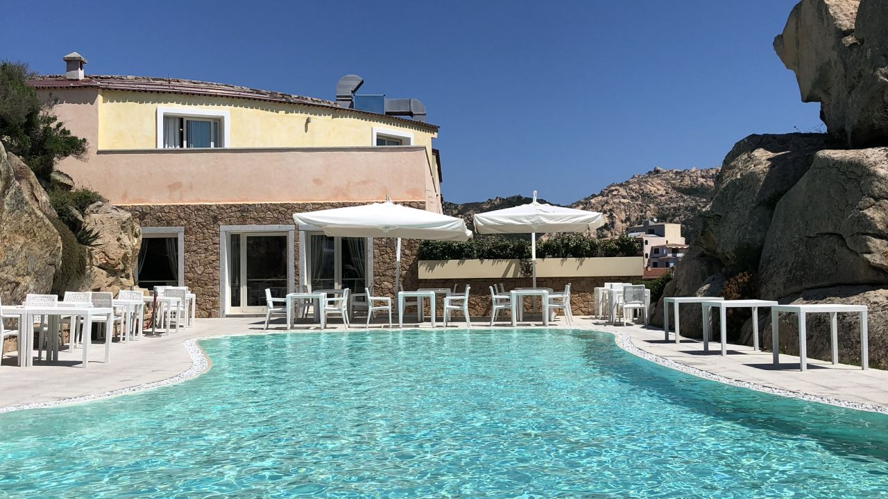 Grand Hotel Mama Resort La Maddalena Stadt Maddalena