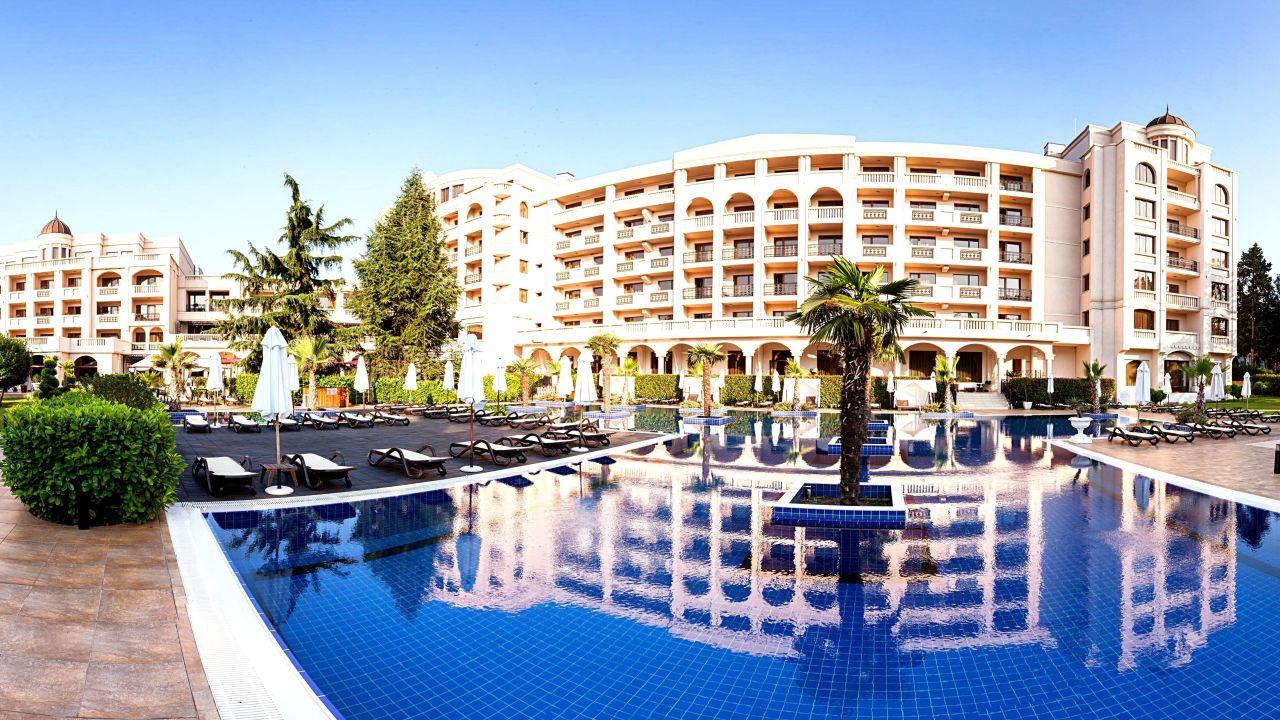 Grand Hotel Und Spa Primoretz Bulgarien