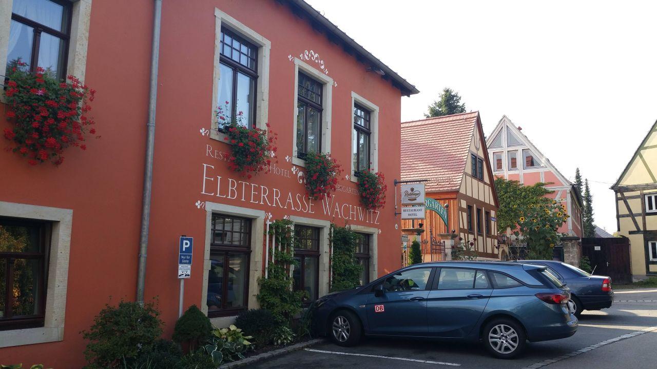 Hotel Elbterassen Wachwitz (Weißig) • HolidayCheck (Sachsen ...