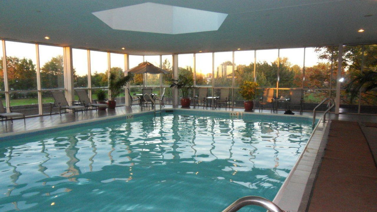 Doubletree By Hilton Hotel Newark Airport Holidaycheck