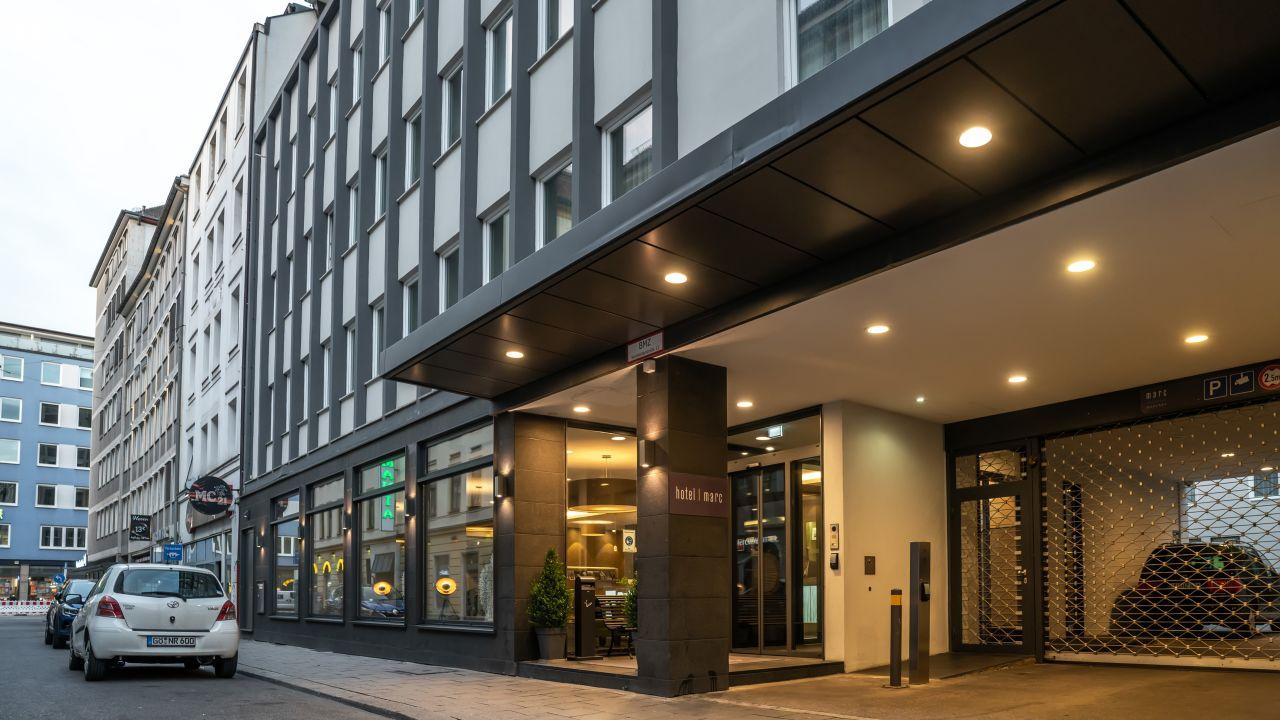 Hotel Marc Munchen Bewertungen