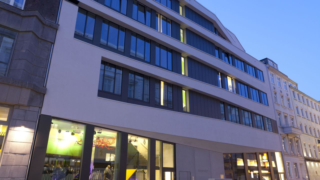 Generator Hostel Hamburg Hamburg Holidaycheck Hamburg