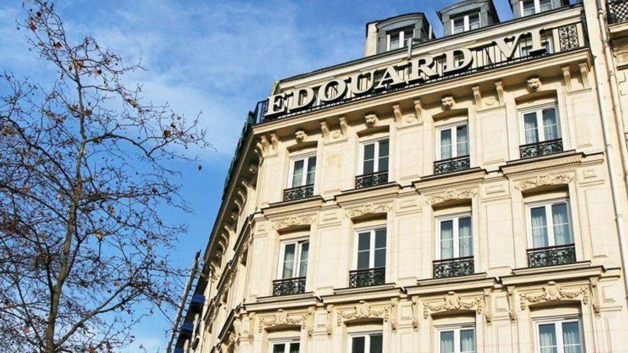 Edouard 6 montparnasse hotel paris holidaycheck for Frankreich hotel paris