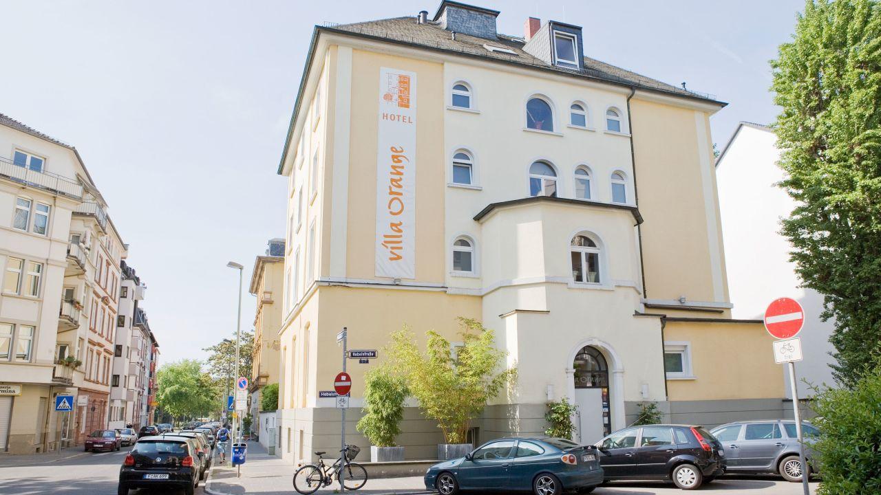 Frankfurt Hotel Villa Orange