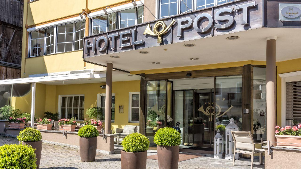 Hotel Post Tolderhof Bewertung