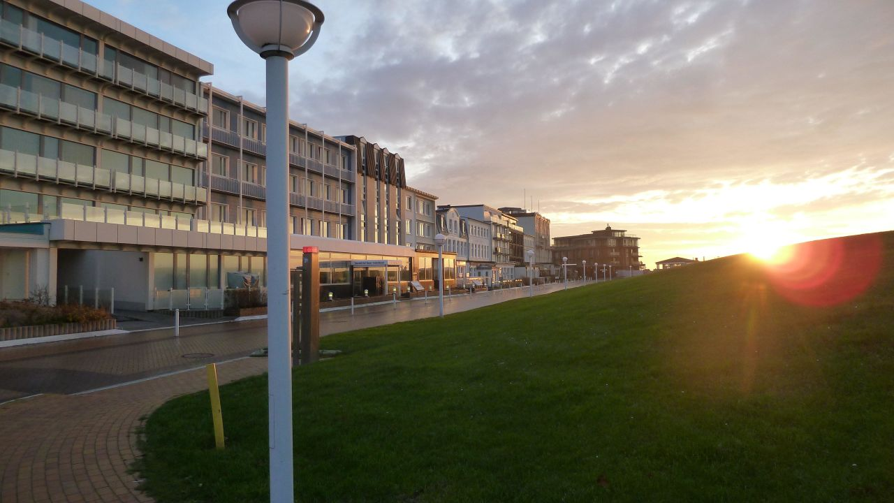 Haus Waterkant in Norderney • HolidayCheck