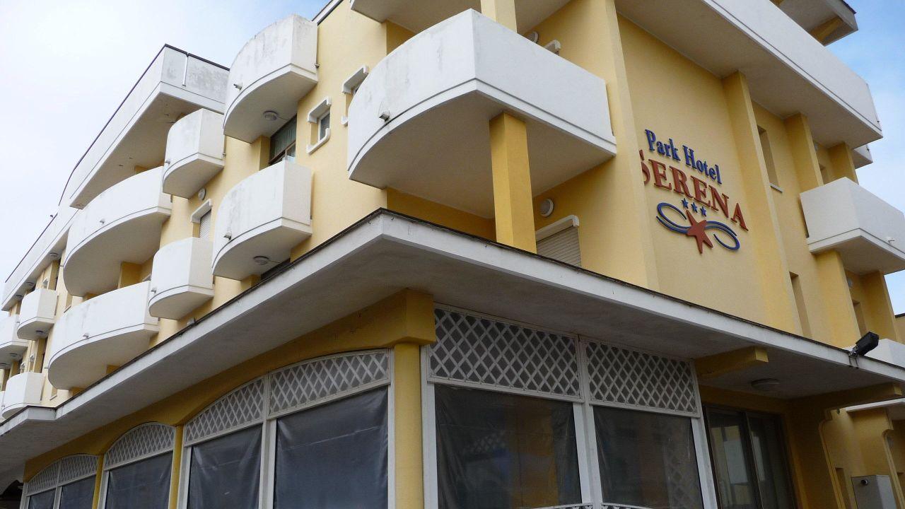 Park Hotel Rimini Bewertung