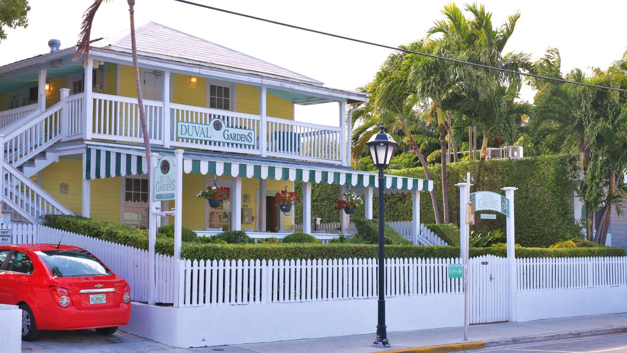 Hotel Duval Gardens in Key West HolidayCheck Florida USA