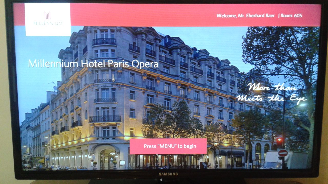 Hotel millennium opera paris paris holidaycheck for Frankreich hotel paris