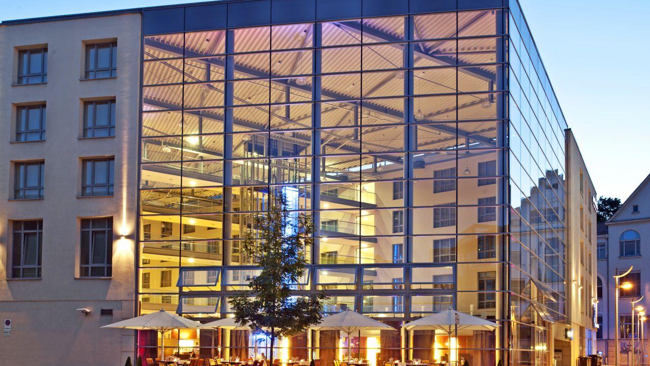 Dorint Hotel Am Dom Erfurt Erfurt Holidaycheck Thuringen