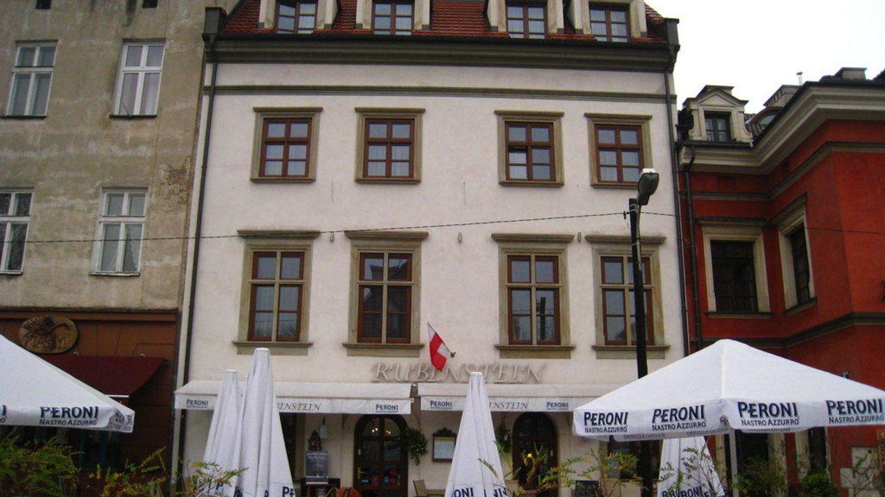 Hotel Rubinstein Krakowkrakau Holidaycheck Kleinpolen Polen