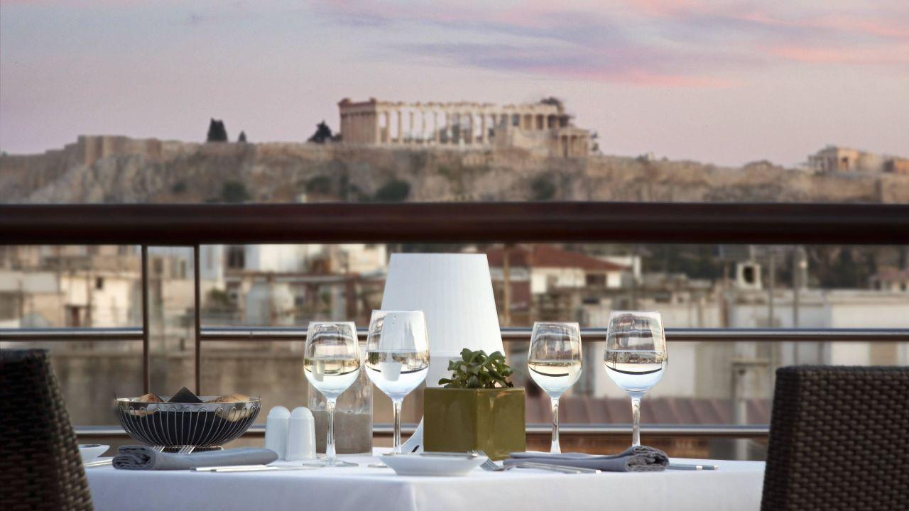 Melia Hotel Athen Bewertung