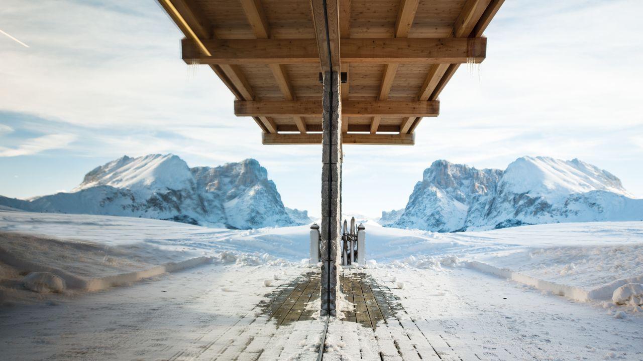 Goldknopf alpine lifestyle hotel castelrotto kastelruth for Lifestyle hotel sudtirol