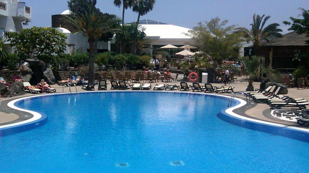 Allsun Hotel Albatros In Costa Teguise Holidaycheck