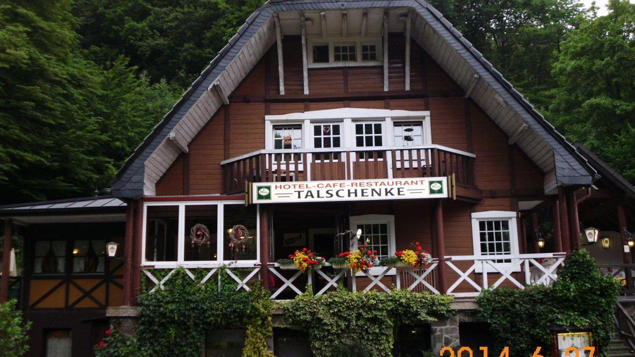 Hotel Talschenke (Simonskall) • HolidayCheck (Nordrhein-Westfalen ...