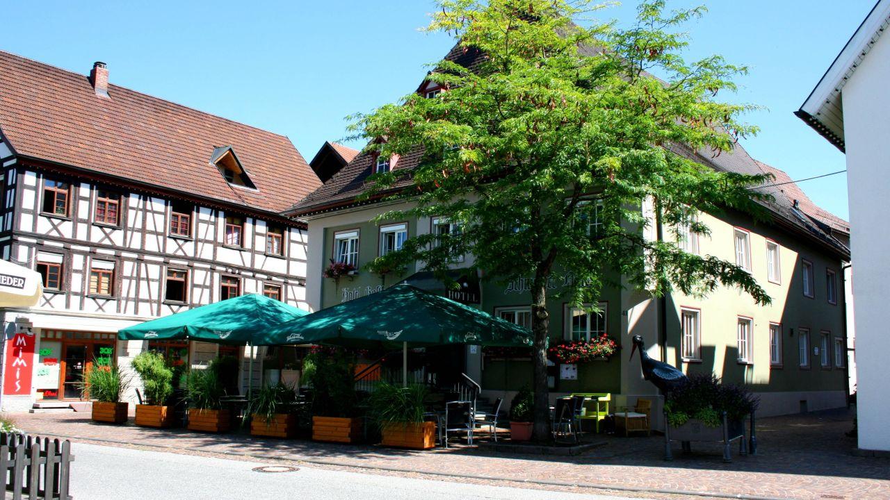 hotel gasthof schwarzer adler bad saulgau holidaycheck baden w rttemberg deutschland. Black Bedroom Furniture Sets. Home Design Ideas