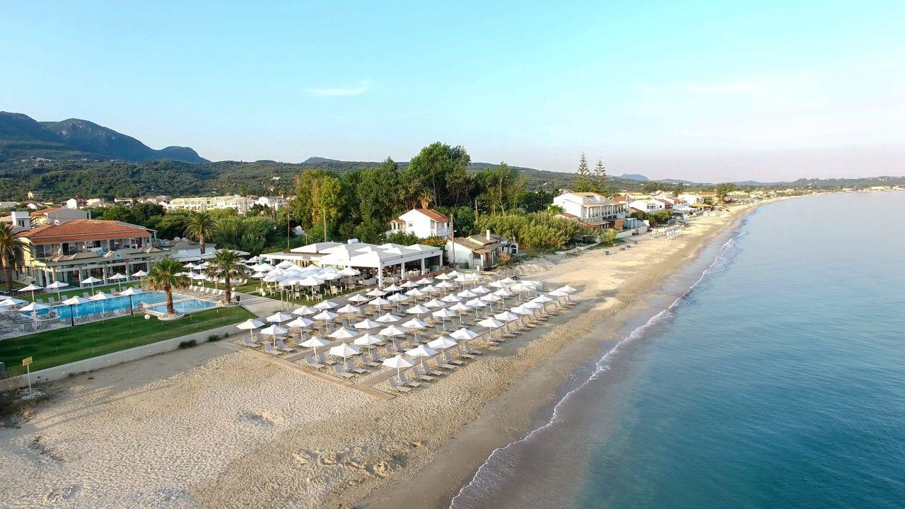 Acharavi Beach Hotel Acharavi Holidaycheck Korfu Griechenland