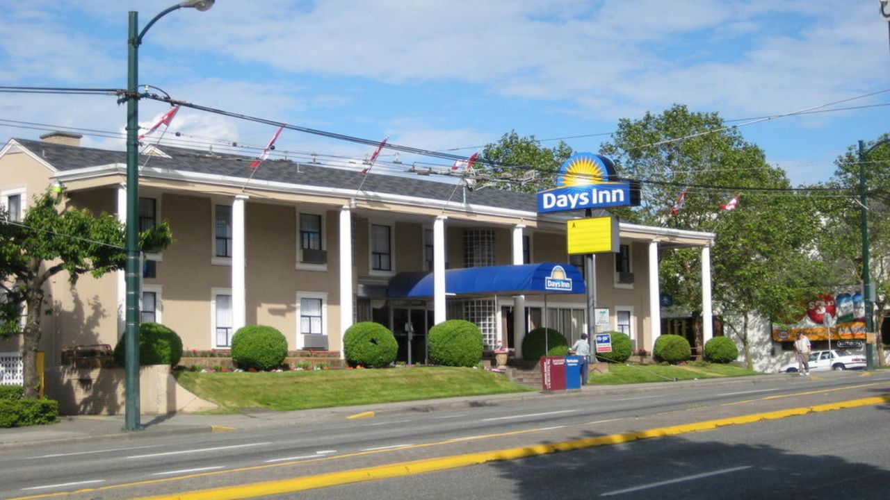 Days Inn Vancouver Bc Hotels