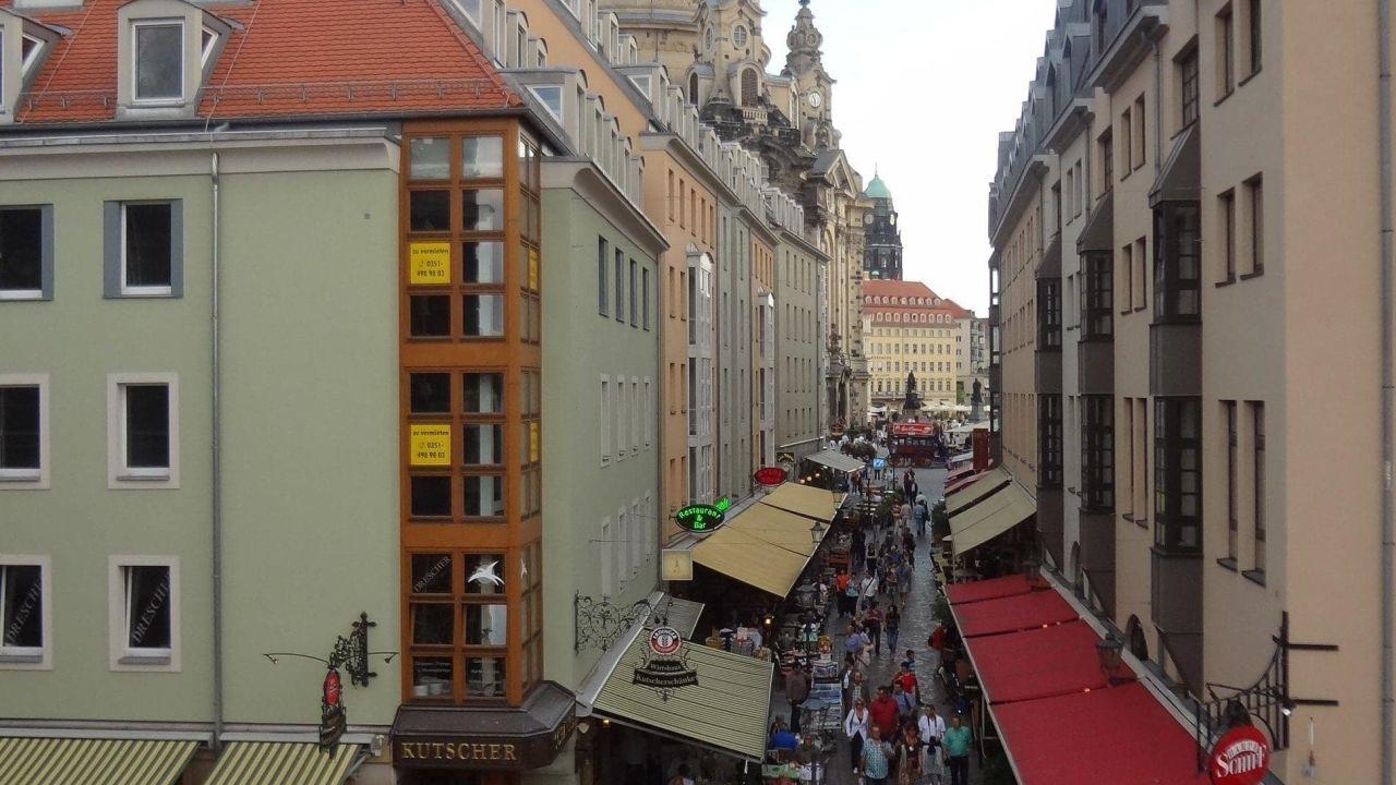 Aparthotel Münzgasse Dresden Dresden Holidaycheck Sachsen