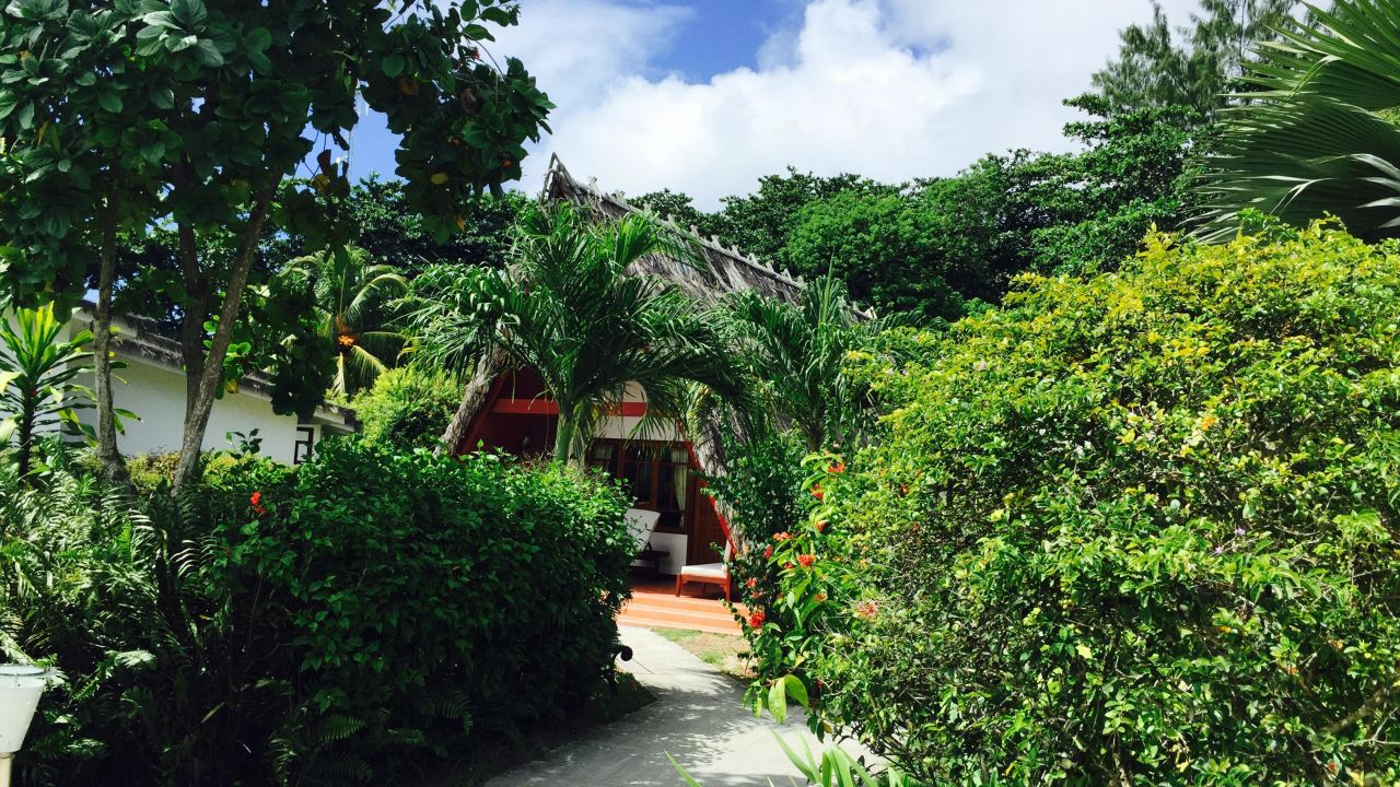 Hotel la digue island lodge anse reunion holidaycheck for Garage de la digue