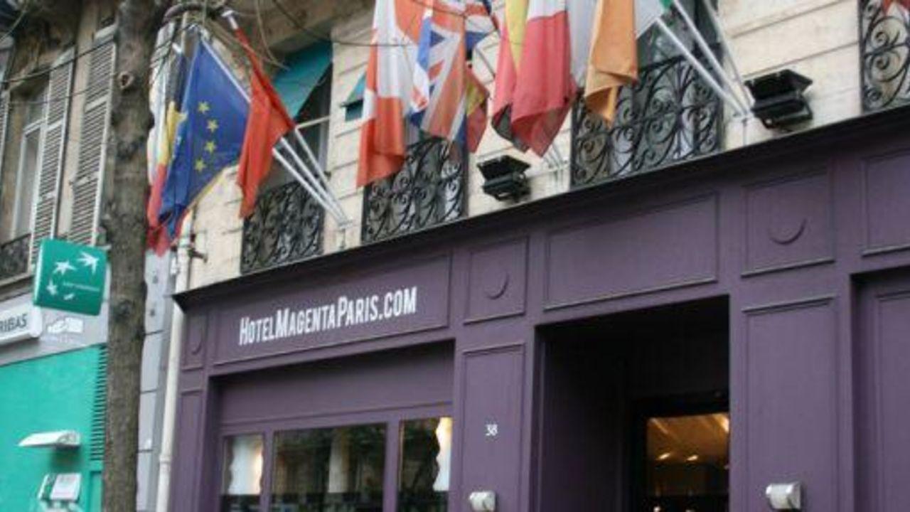 Hotel Magenta Paris (Paris) • HolidayCheck (Großraum Paris | Frankreich)