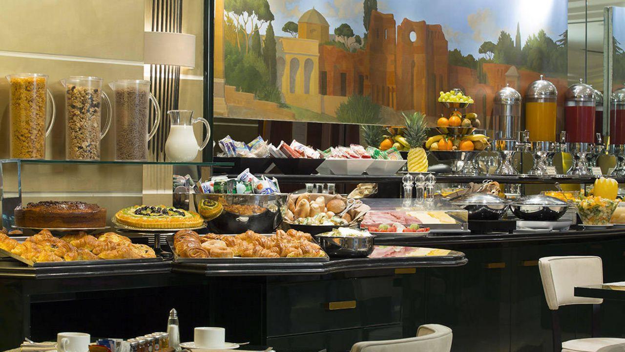 Hotel Mellini Rome