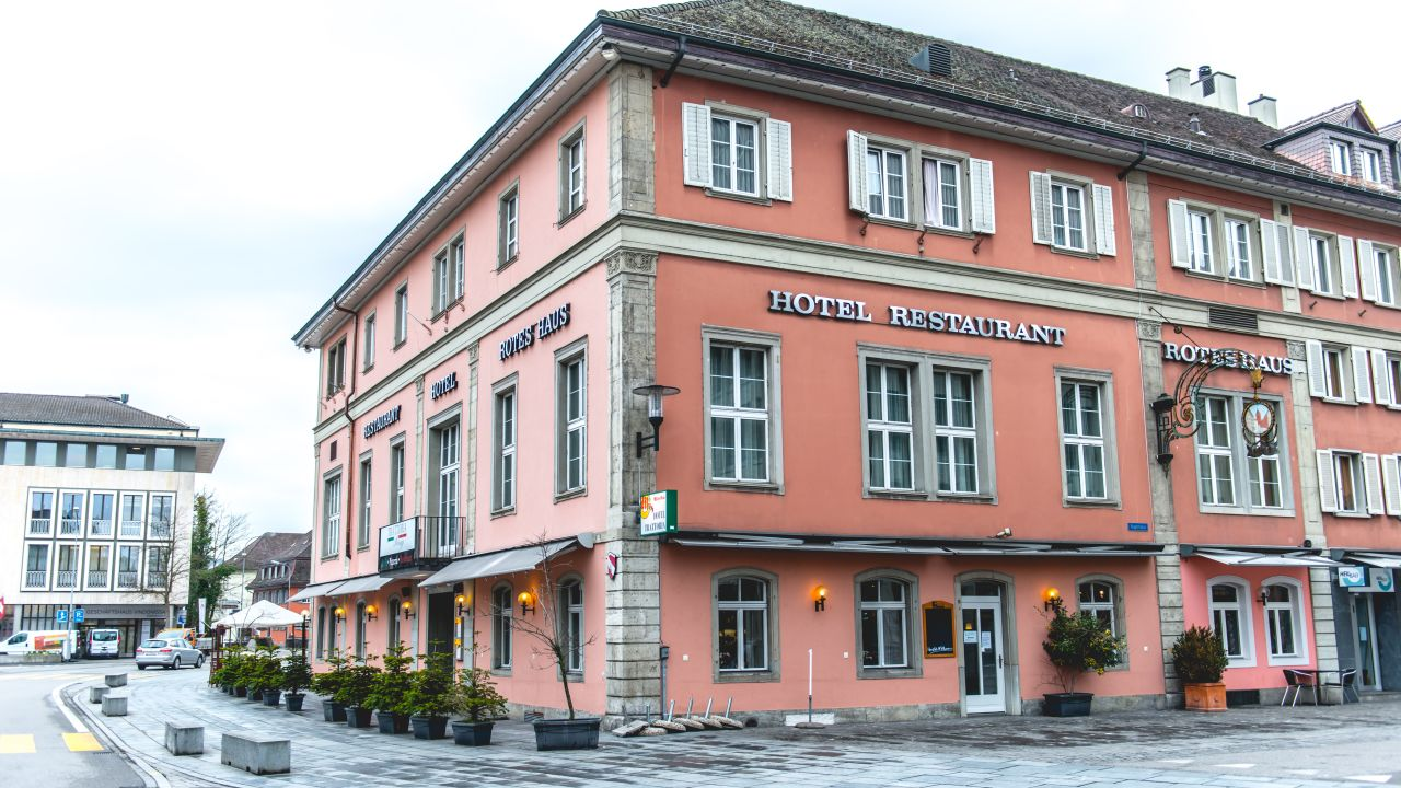 Hotel Rotes Haus Brugg • HolidayCheck Kanton Aargau