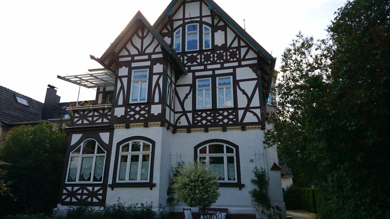 Hotel Villa Rossek (Bad Liebenstein) • HolidayCheck (Thüringen ...