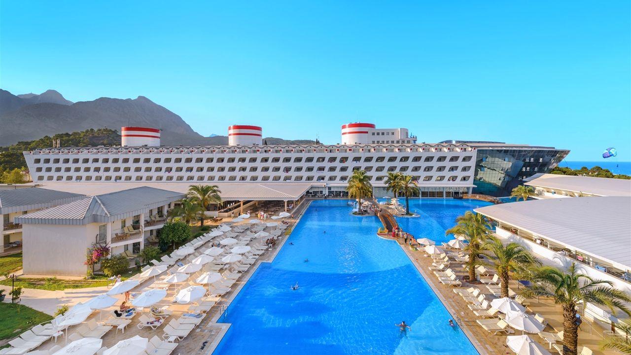 Transatlantik Hotel Spa Goynuk Bei Kemer Holidaycheck