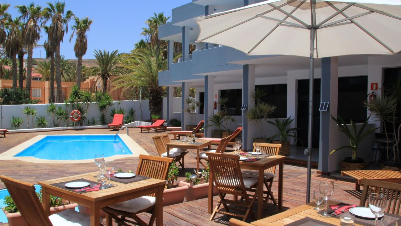 Hotel ocean world in jandia / playa de jandia • holidaycheck ...