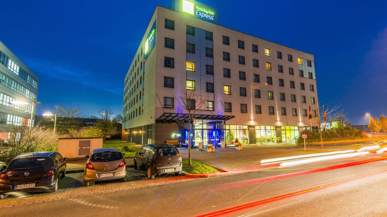 Hotel Holiday Inn Express D Ef Bf Bdsseldorf City Nord